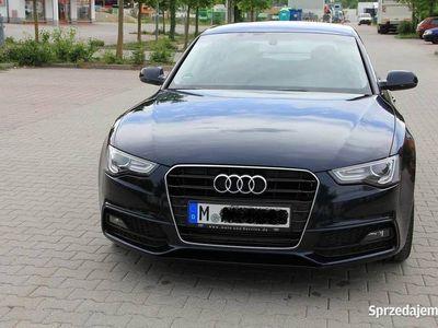 używany Audi A5 Sportback 2.0 TFSI 275KM Navi 3G+