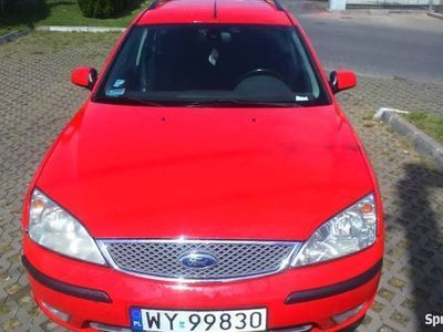 używany Ford Mondeo 2.0 b