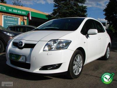 używany Toyota Auris 1.6dm 126KM 2009r. 149 000km