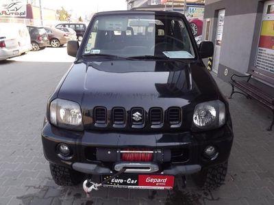 używany Suzuki Jimny 1.3dm3 85KM 2005r. 103 043km ABS