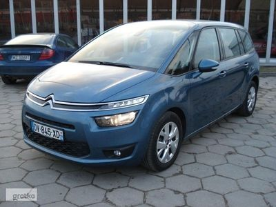 gebraucht Citroën Grand C4 Picasso II BlueHDi 120ch Business 7-osobowy F-VAT 23%