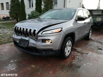 używany Jeep Cherokee V
