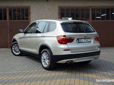 używany BMW X3 xDrive, Salon Polska, Pierwszy właściciel, Automat