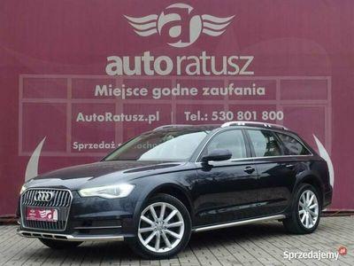 używany Audi A6 Allroad 3dm 272KM 2016r. 117 406km