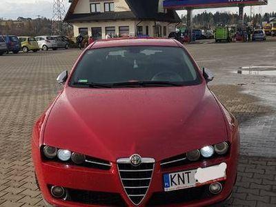 używany Alfa Romeo 159 SW Ti 2.4 200km