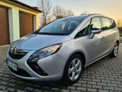 używany Opel Zafira Tourer B 1,4 140 KM Turbo Serwisowany
