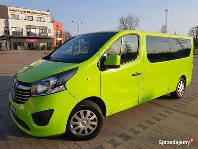 używany Opel Vivaro B