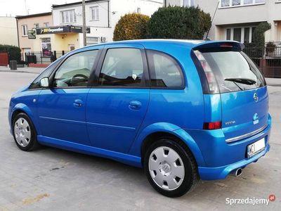 używany Opel Meriva OPC 1.6 TURBO 180 KM RECARO GAZ SEKWENCJA