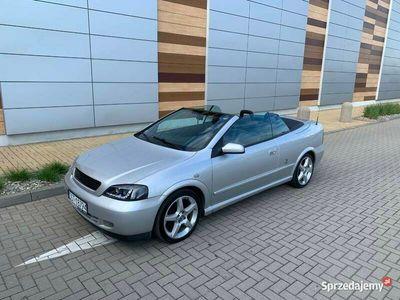 używany Opel Astra Cabriolet G Bertone piękny stan