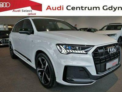 używany Audi Q7 3dm 286KM 2019r. 31 820km