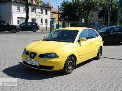 używany Seat Ibiza IV 1.4 benzyna z instalacją gazową, klimatyzacją i dodatkowymi kołami,