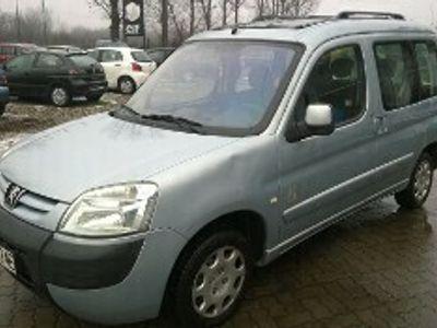 używany Peugeot Partner I -- oferta osoby prywatnej