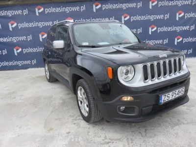 used Jeep Renegade terenowy
