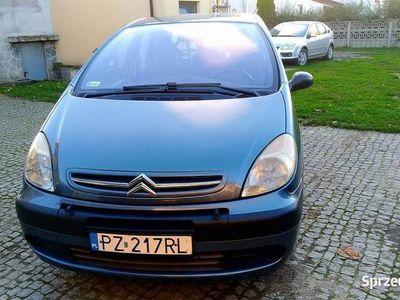 używany Citroën Xsara Picasso 1,6 HDI 2009 r