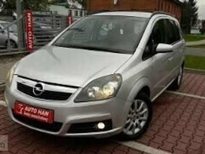 używany Opel Zafira 7 osobowy B (2005-2011)