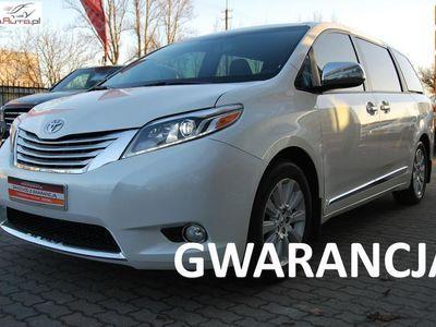używany Toyota Sienna 3.5 jak nowa Limited AWD automatyczna klima.