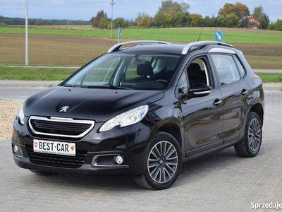używany Peugeot 2008 1.6 120KM