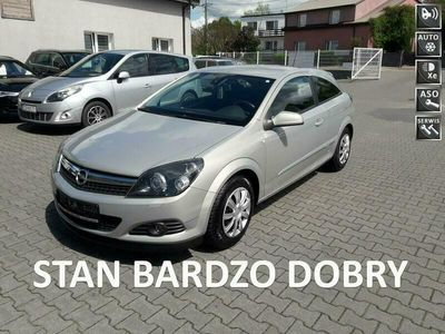 używany Opel Astra GTC 1.6i XENONY klima ,czujniki parkowania,stan BDB III (2004-2013)