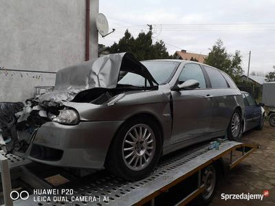 używany Alfa Romeo 156 2.4 jtd 175km
