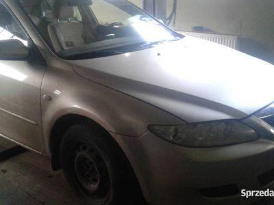 używany Mazda 6 benzyna 2003r.