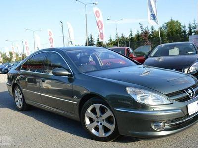 używany Peugeot 607 2.7dm 204KM 2007r. 243 000km