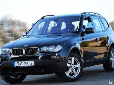 używany BMW X3 F25 2.0 184KM