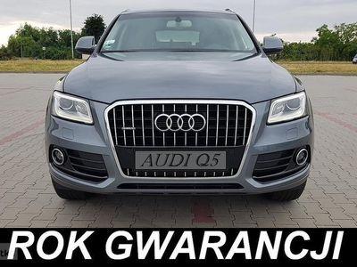 używany Audi Q5 I (8R) 2.0TDI 177KM LIFTING 4x4 ZobaczFILM KeyLes SKÓRA, Rydułtowy