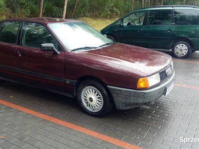 używany Audi 80 z 91 r LPG ładny clasyk