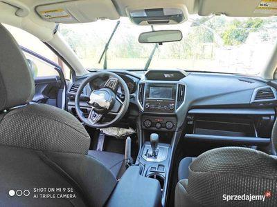 używany Subaru Impreza 2017 4x4 AWD niski przebieg 19 000 km