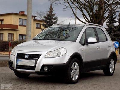 używany Fiat Sedici 1.9 MULTI-JET.120KM 4x4.klima!przeb-144tyś!, Ostrów Wielkopolski