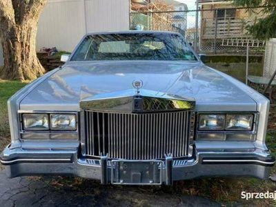 używany Cadillac Eldorado EldoradoBLUE 1985 8 CYLINDER BENZ. 137KM 103640KM IX (1979-1985)