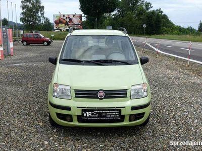 używany Fiat Panda II 1.2 60KM Klima 1 właściciel Bezwypadek Bez korozji