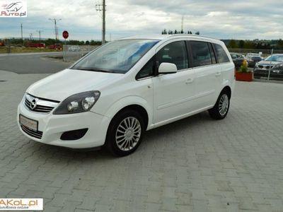 używany Opel Zafira 1.6dm3 150KM 2013r. 102 765km 7 Osobowa/MalyPrzebieg