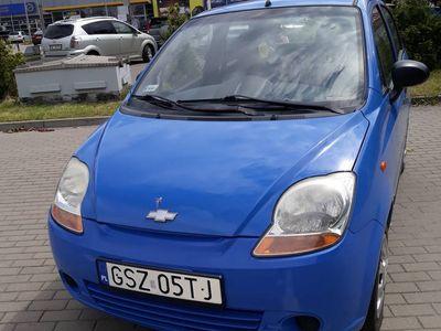używany Chevrolet Matiz Benzyna 0,8 l 2006