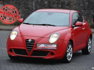 używany Alfa Romeo MiTo 1.4 8v BENZYNA 78KM 2008r. SALON Iwł. Klima 140tkm POLECAM