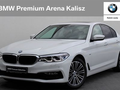 używany BMW 520 d xDrive Sport Line
