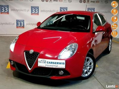 używany Alfa Romeo Giulietta Nouva 1,6 120 KM m-jet, SUPER, salon Polska, I właściciel, f-ra VAT 23%, Warszawa