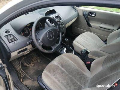 używany Renault Mégane 1.6 2006 r kombi