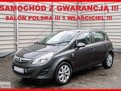 używany Opel Corsa D COSMO + Salon PL + 1 Właściciel + 100% Serwis !!!