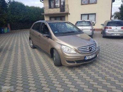 używany Mercedes B200 Klasa B W245CDI stan bardzo dobry Możliwa zamiana!