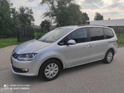 używany VW Sharan II 2010r 1.4 150 KM Klimatronic 100% Bezwypadkowy