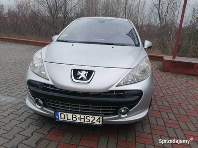 używany Peugeot 207 Sport 1.4 benzyna Mały przebieg