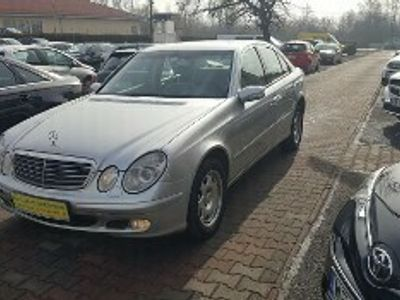 używany Mercedes E200 Klasa E W211Kompressor Classic