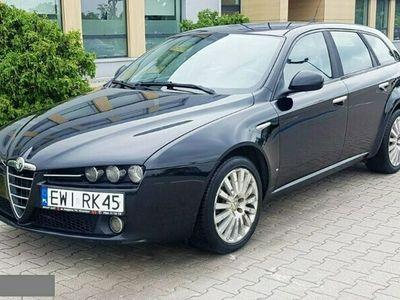 używany Alfa Romeo 159 1.9dm 120KM 2006r. 258 000km