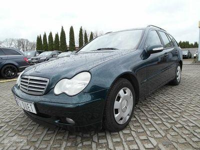 brugt Mercedes 200 Klasa C W2032,2 diesel 122KM zarejestrowany