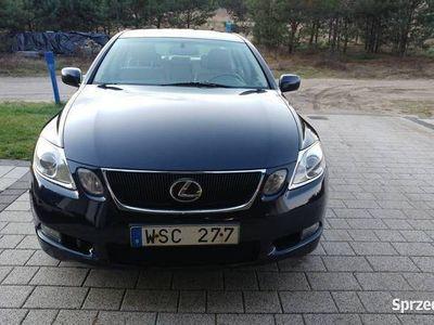 używany Lexus GS430 3UZ, V8, Szwecja, Bezwypadkowy