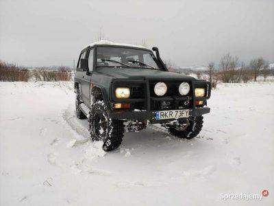 używany Nissan Patrol k160 simex(y60, Pajero,
