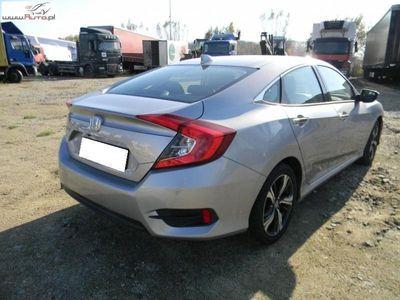 używany Honda Civic Civic 1.5dm3 182KM 2017r. 4 286km1.5 Elegance FV 23%, Gwarancja!!