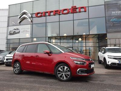 używany Citroën Grand C4 Picasso 1.5dm 130KM 2018r. 9 800km