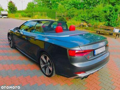 używany Audi S5 Cabriolet